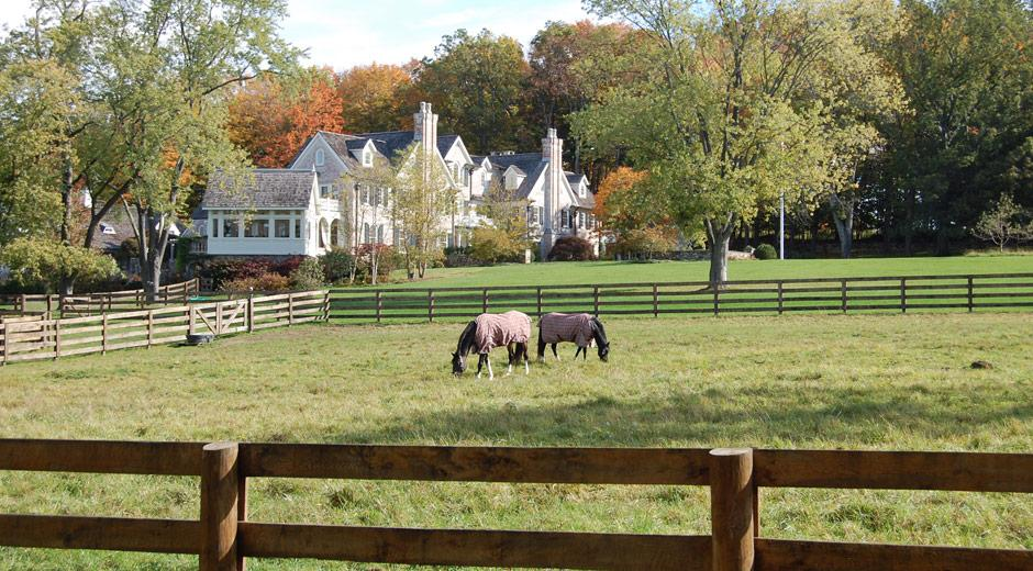 Estate Amp Horse Farm Bedford Ny Iqlandarch Com
